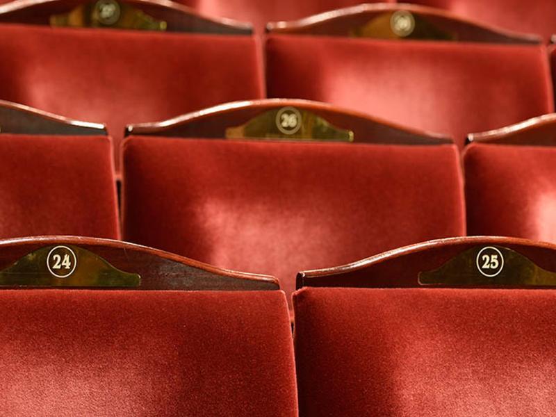 Coliseum Seats