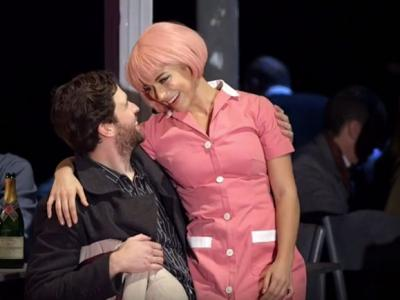La boheme, English National Opera 2015