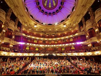 Discover the secrets of London's largest theatre on one of our guided tours