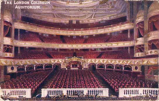 Original auditorium