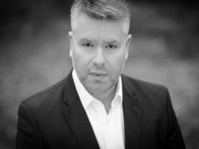James Cresswell Headshot