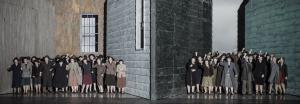 ENO's Peter Grimes - Company. Photo by Robert Workman