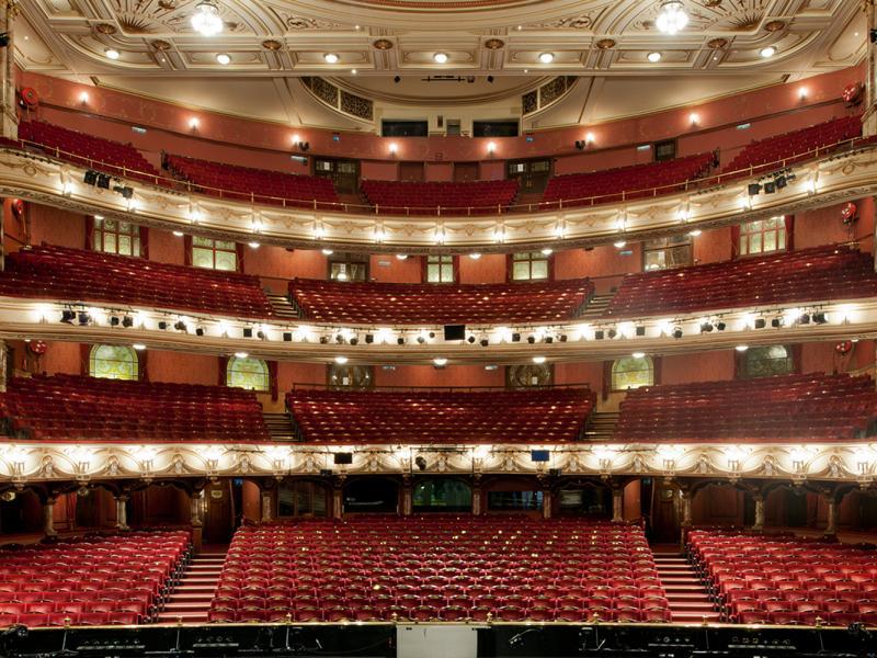 London Coliseum Guided Tours 2017/18
