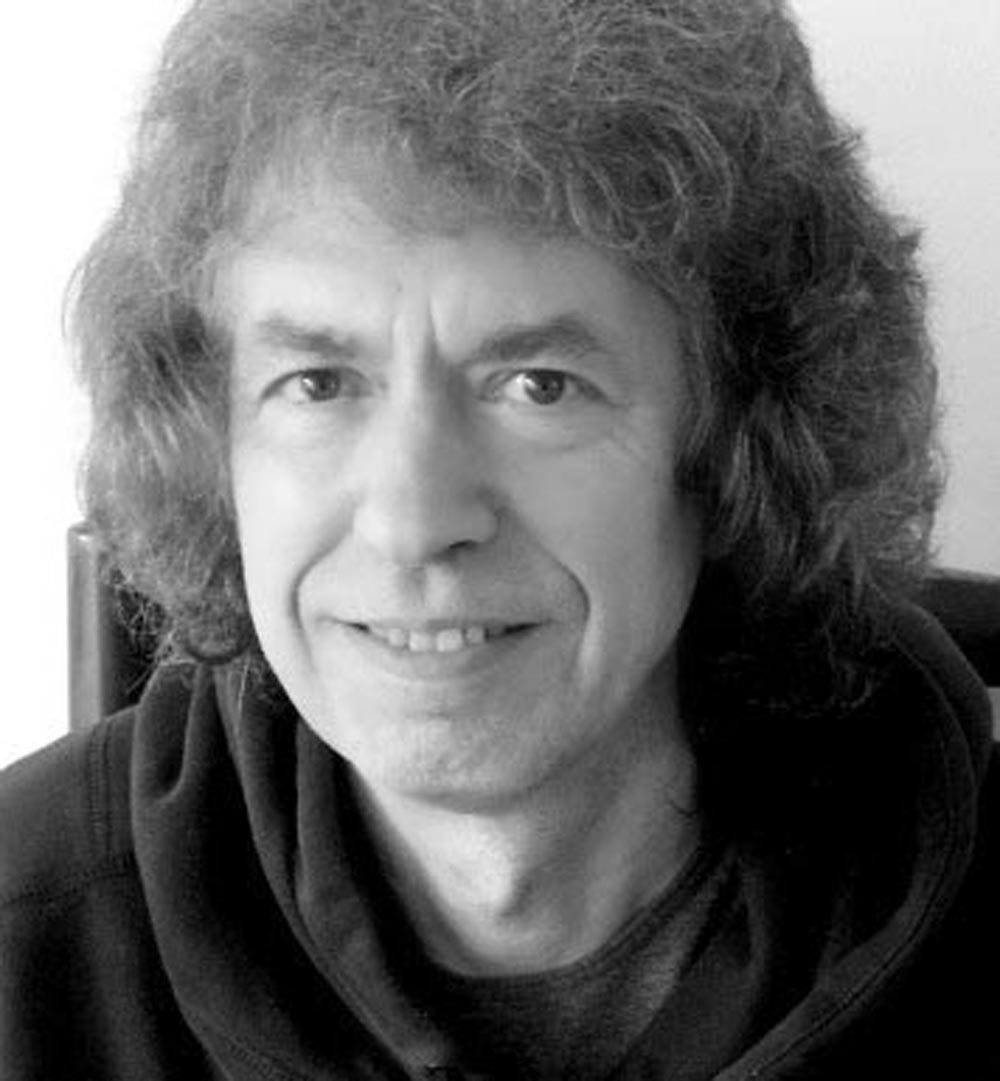 Stephen Jeffreys - artist at English National Opera