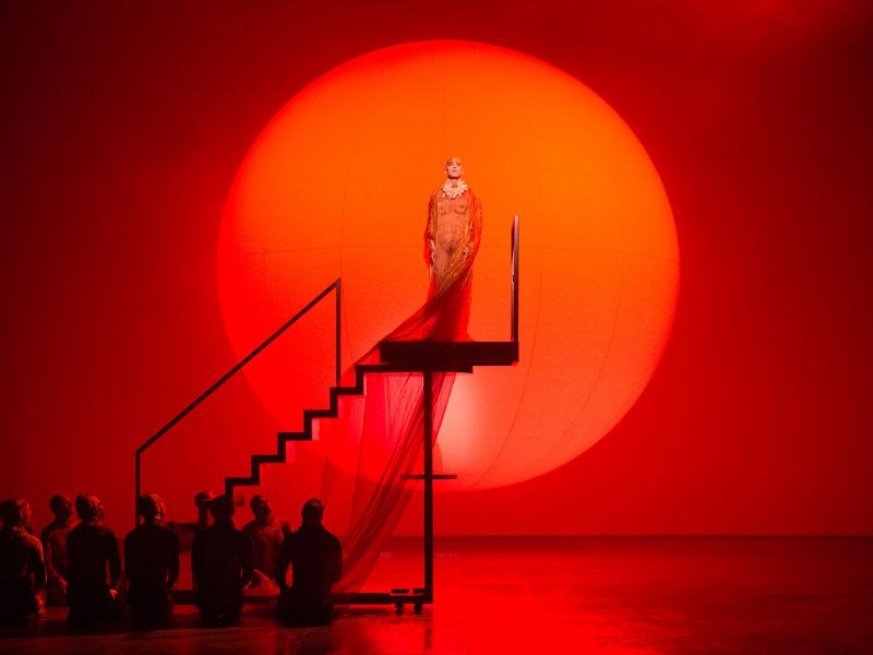 ENO1516 Akhnaten: Anthony Roth Costanzo (c) Richard Hubert Smith