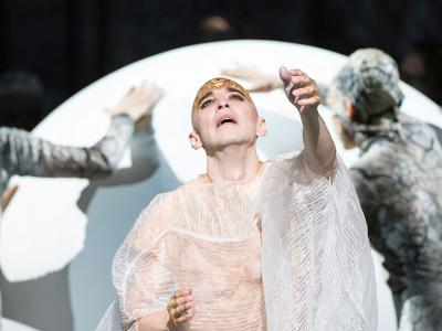 Anthony Roth Constanzo as Akhnaten