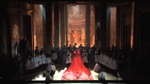 Tosca at the London Coliseum