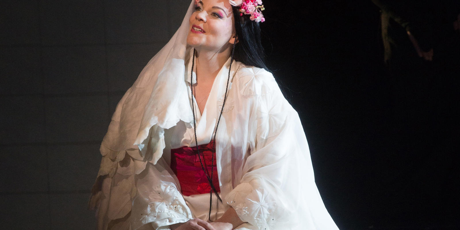 ENO Madam Butterfly Rena Harms (c) Tom Bowles