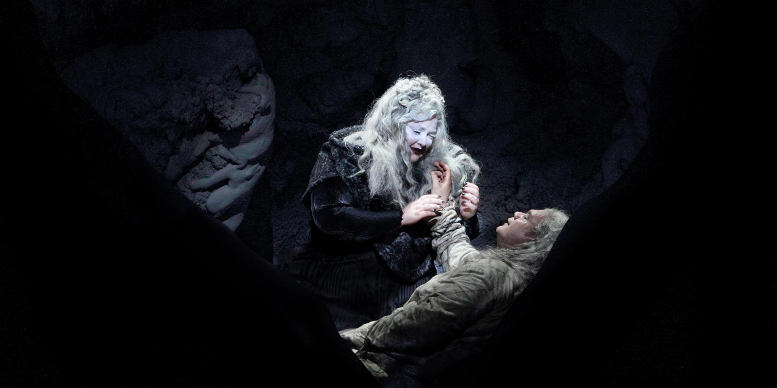 NO Tristan and Isolde: Heidi Melton and Stuart Skelton (c) Catherine Ashmore