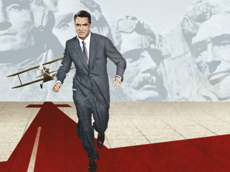 North by Northwest Live artwork