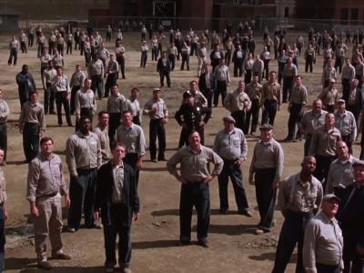 Opera in Film Shawshank use