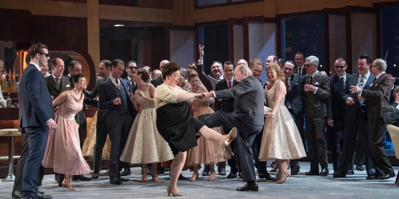 Opera for All - ENO Chorus in Rigoletto