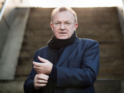 Martyn Brabbins, ENO Music Director. Photo Credit: Benjamin Ealovega