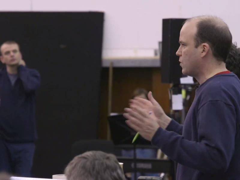 Rory Kinnear - Staging ENO The Winter's Tale - thumbnail