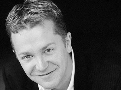 Daniel Okulitch - Bass-baritone of English National Opera