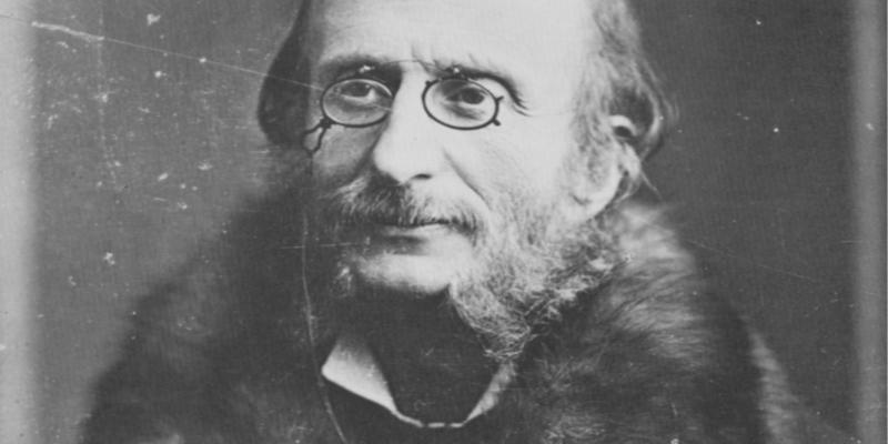 1858: The beginning of Operetta