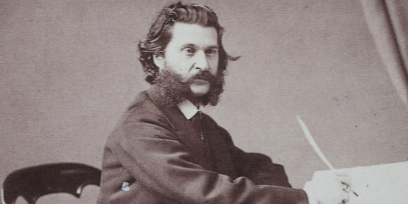 1874: Strauss brings operetta to the Viennese audience