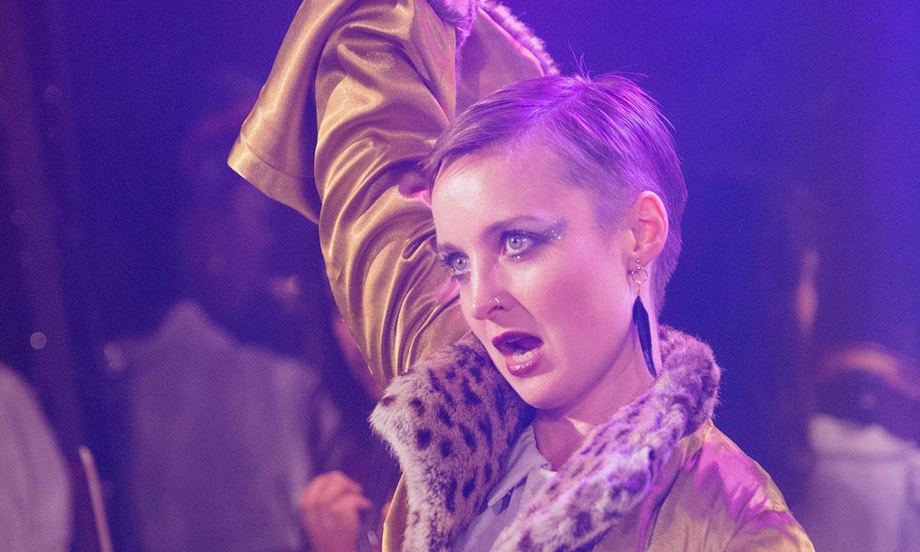 ENO and the Gate Theatre: Effigies of Wickedness Katie Bray (c) Helen Murray.