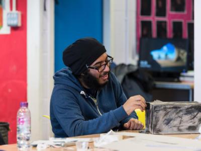 ENO Youth Company - Ajay (c) Ben Hughes