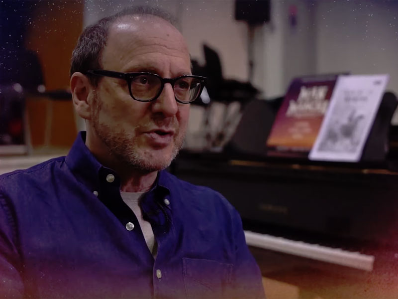 Director Lonny Price introduces Man of La Mancha