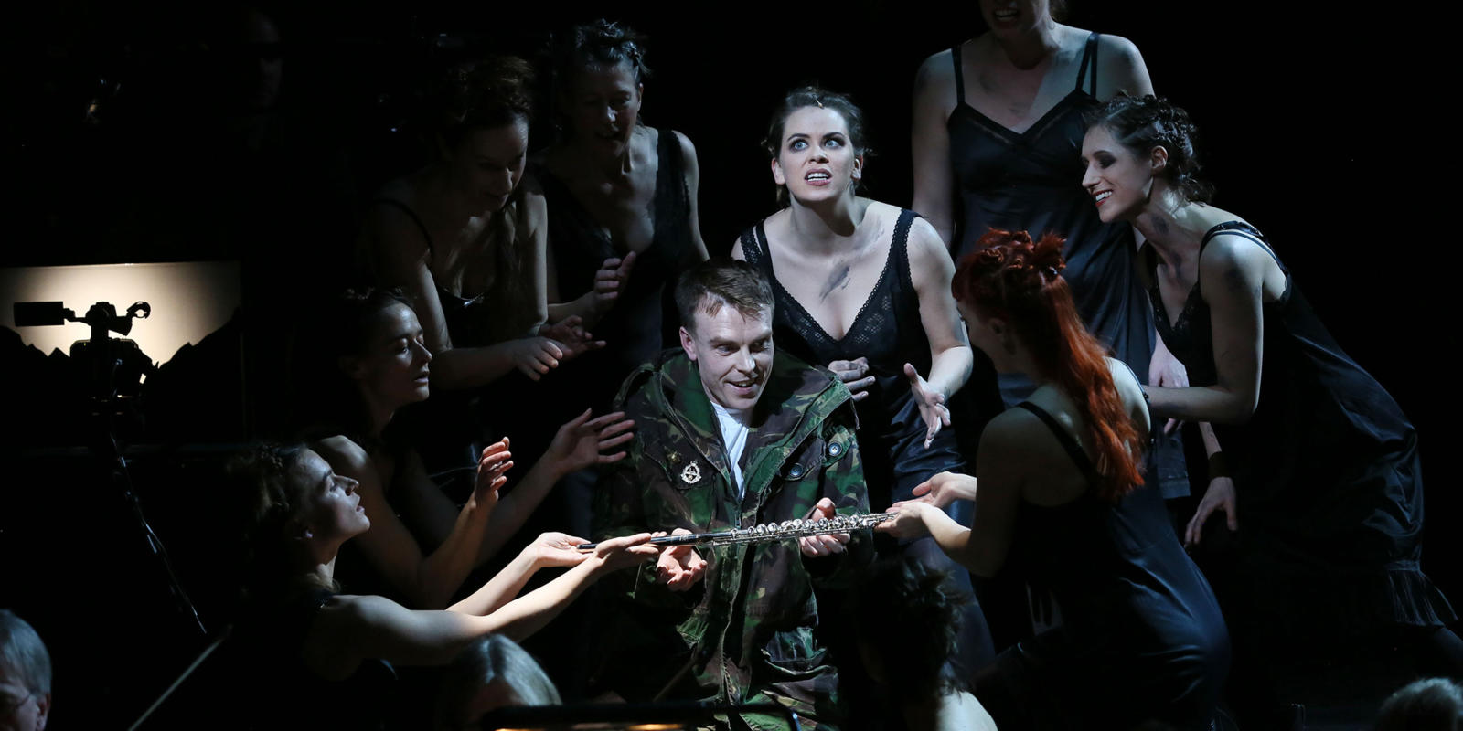 ENO1819 The Magic Flute: Rupert Charlesworth © Donald Cooper