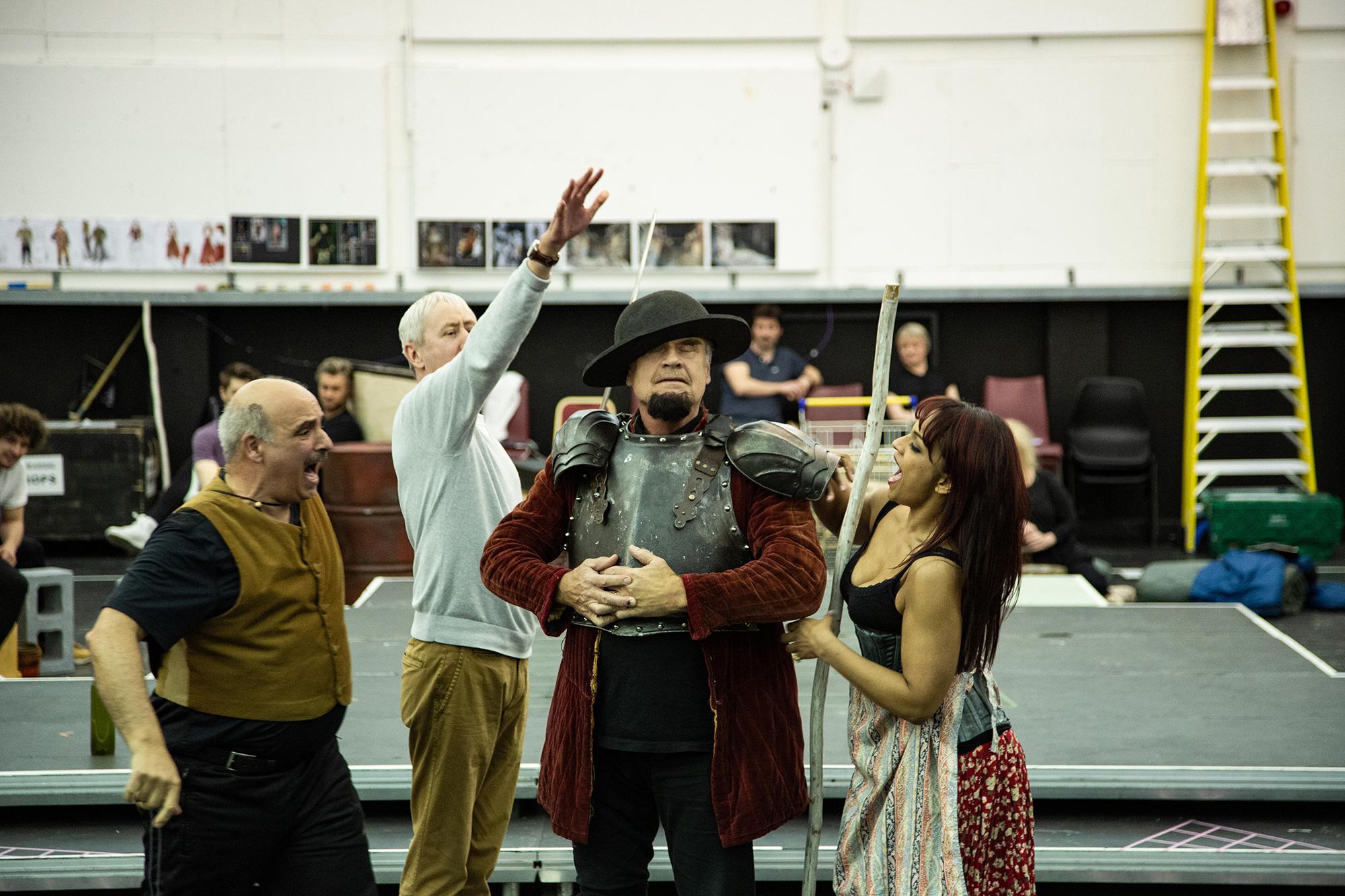 Man of La Mancha | What's on | English National Opera