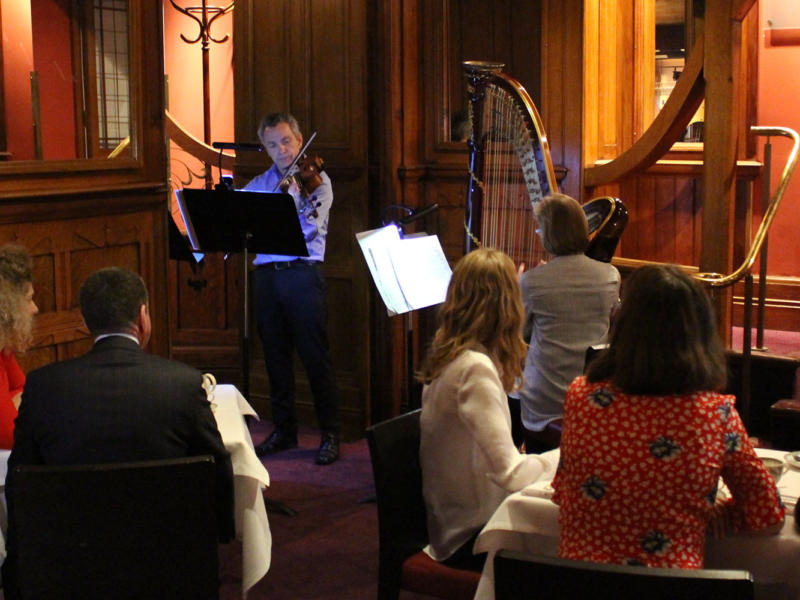 Chamber Concerts with Afternoon Tea